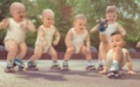 Şu bebeklere bak hele